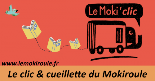 librairie, librairie ambulante, mokiroule, ardeche, livre, littérature