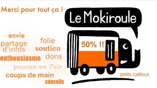 Mokiroule, librairie ambulante, librairie itinérante, livre jeunesse, Ardèche