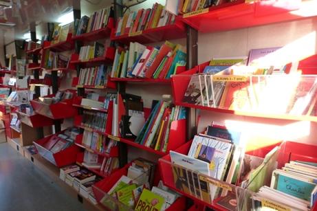 librairie ambulante, librairie itinérante, librairie jeunesse, Ardèche, livre
